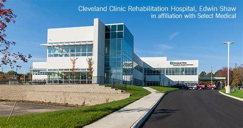 St Hospital Akron Detox by Edwin Shaw Rehabilitation Hospital Akron General