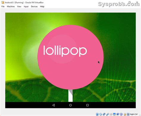 pro guide install android lollipop 5 1 on virtualbox windows 10 8 1