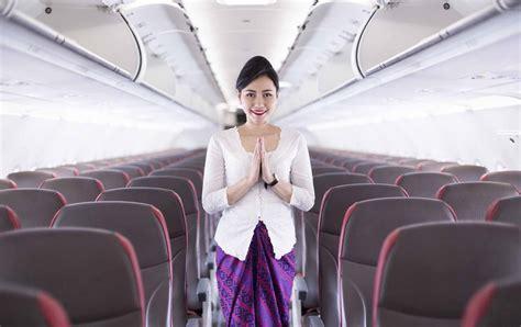 batik air flight attendant big fat airline wrap travel weekly