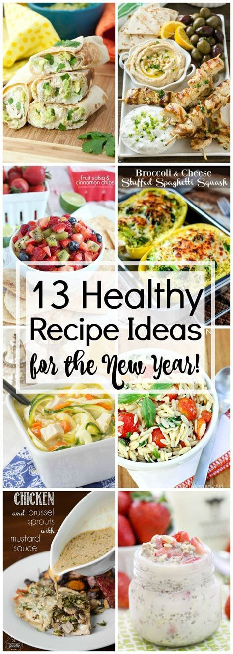 new year healthy recipes 13 healthy recipe ideas for the new year that