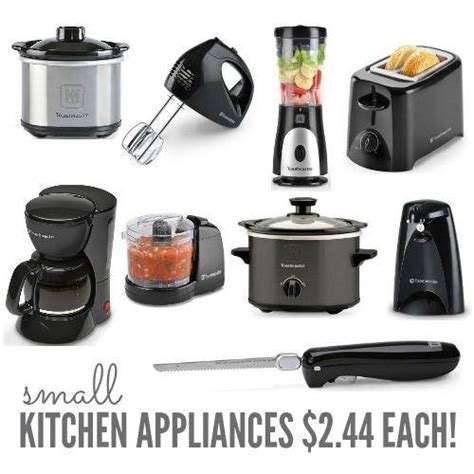 sale kitchen appliances small kitchen appliances on sale for 2 44 passion for