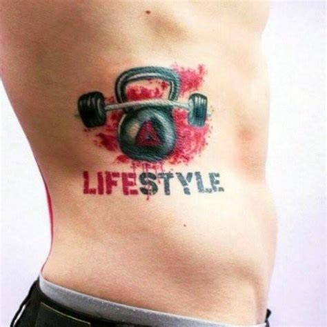 permanent tattoo designs for men top 60 best crossfit tattoos for workout ink design