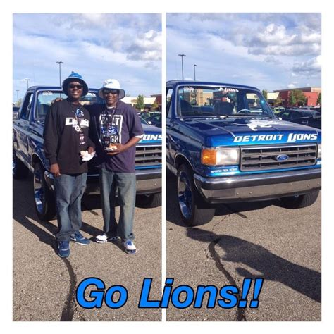 Detroit Lions Com Mustang Giveaway - 17 best images about detroit lions cars trucks on pinterest cars the den and trucks