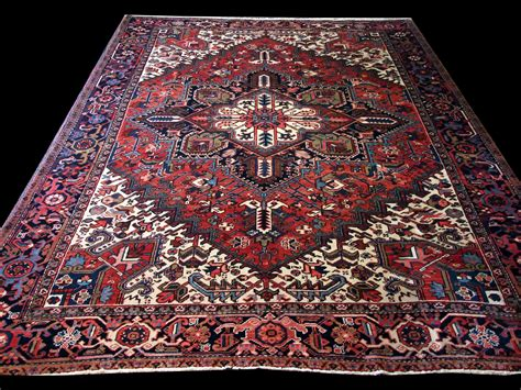 1460 3 a large authentic heriz rug gallery