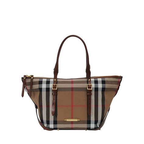 Burberry Tote by Burberry Small Salisbury Tote In Brown Lyst