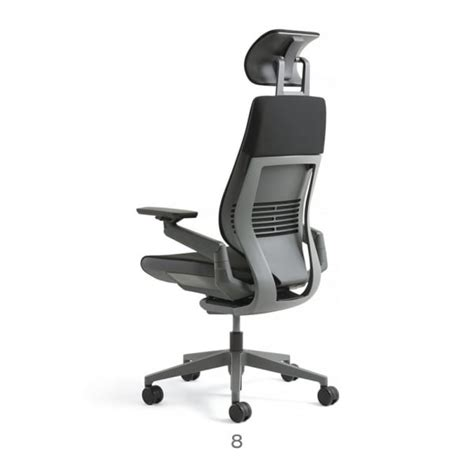 Unique Executive Desks Steelcase Gesture Directors Chairs Hunts Office