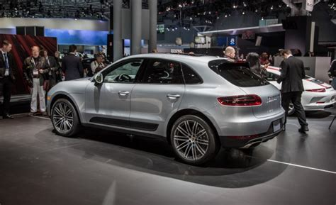 Macan Hybrid 2017 by Four Cylinder Porsche Macan Coming To U S After All