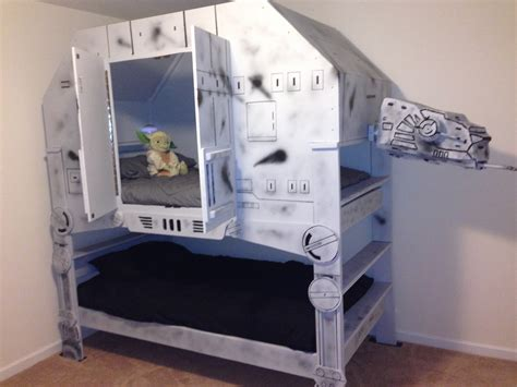 starwars bed star wars bed with doors open kids pinterest