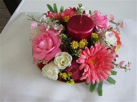 centrotavola con fiori finti centrotavola 85cent quality store