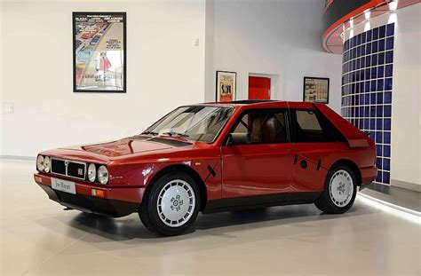 lancia delta s4 stradale for sale front photo color