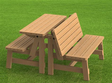 woodworking plans folding picnic table