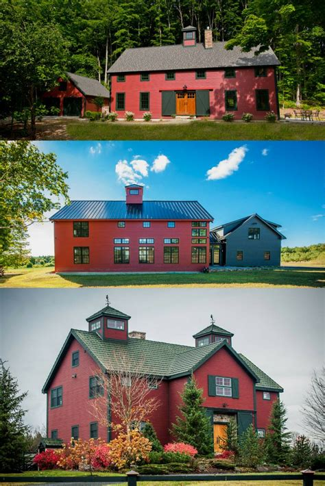 red barn plans best 25 red house exteriors ideas on pinterest house
