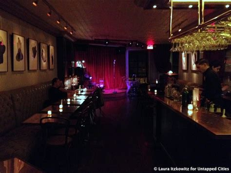 writing room restaurant nyc inside the room the secret bar above east literary outpost kgb untapped cities