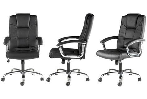 Office Chairs Houston Tx Alphason Houston Leather Executive Office Chair