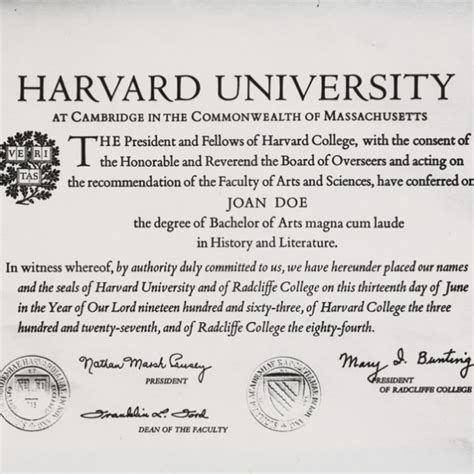 Harvard Mba Degree by Exhibit It S Complicated 375 Years Of At Harvard