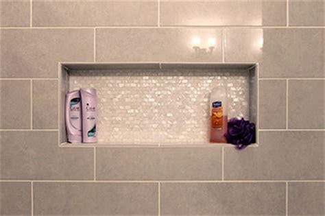 design  build  shower niche  ramcom kitchen