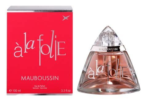 mauboussin a la folie eau de parfum pour femme 100 ml notino fr