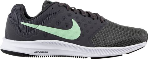 black and grey and green running shoe national milk