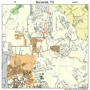 bulverde map 4811224