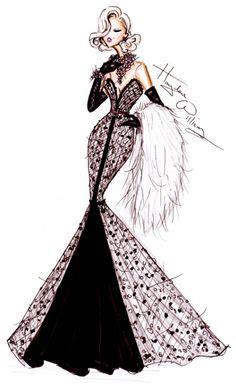 Fashion 91 Nc 1 fabiola fung 20 canada http loveandboho sketch gown class craft