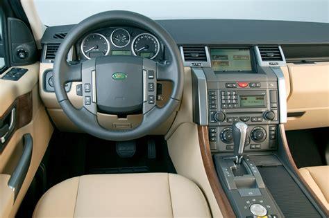 land rover 2007 interior 2007 land rover range rover vin salme15447a251590