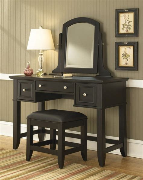 black bedroom vanity set how to arrange a bedroom vanity sets