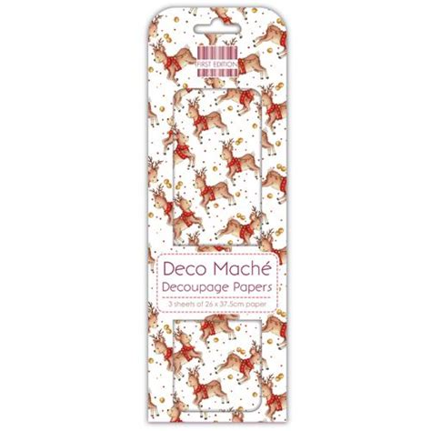 Deco Mache Decoupage Papers - edition deco mache decoupage paper themed