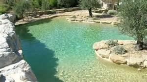 piscine naturelle reglementation