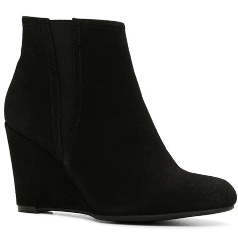 17 aldo shoes nwt black aldo wedge boots from