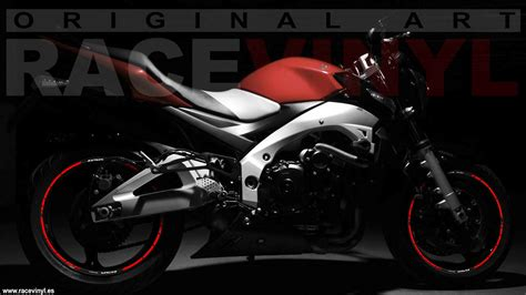 Wallpaper Sticker 125 suzuki gsr 600 racevinyl europe
