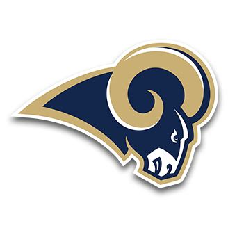 ram logo transparent la rams logo cool pictures to pin on pinterest pinsdaddy