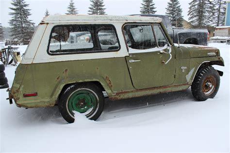 vintage jeep vintage 1970 kaiser jeep commando jeepster v6 buick engine