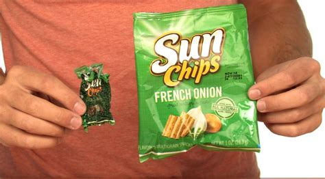shrinking chip bag sick science 064