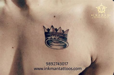 justin bieber crown tattoo crown crown tattoos in thane mumbai