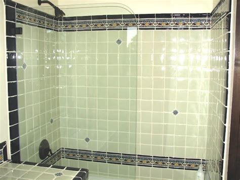 mexican tile bathroom designs more baths from latin accents tiles mediterranean