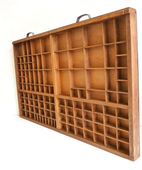 Printers Drawers by Antique Printers Drawer Printer Tray Home Decor