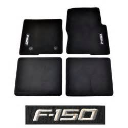 Floor Mats Ford F150 Oem New 2012 2014 Ford F 150 Crew Cab Carpet Floor Mats