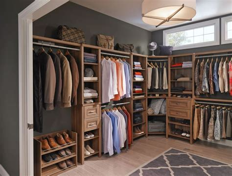 Closetmaid Walk In Closet Get Creative And Convert A Small Room Into The Ultimate