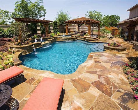 Backyard Oasis Pools And Construction Pool Design Archives Riverbend Sandler Pools