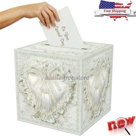 Wedding Box For Money Envelopes by New Wedding Card Box Accessory Money Holder Gift