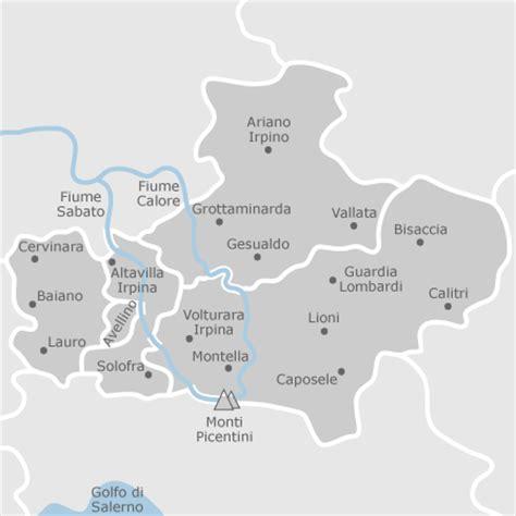 agenzia territorio pavia mappa di avellino provincia comuni con annunci di in
