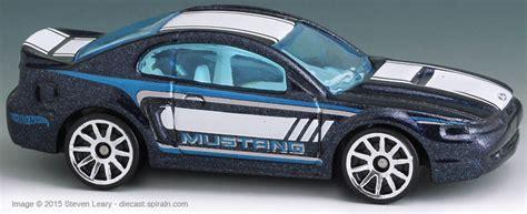 Hotwheels 2000 99 Mustang Wheels 99 Mustang