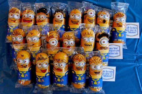 cub scouts are one in a minion fun family crafts