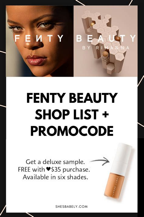 Ready Matte Send Me More 1pcs Promo fenty promocode free gift with purchase