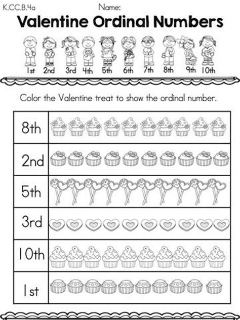 Ordinal Worksheets For Kindergarten by 48 Best Images About Ordinal On