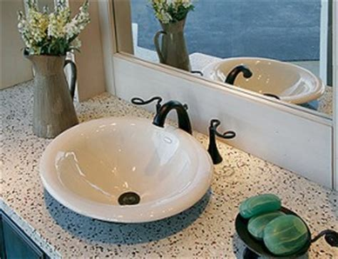 Non Toxic Countertops by Eco Friendly Icestone Countertops Maryland Northern