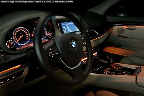 bmw inside bmw 5 gt interior best we have seen to date