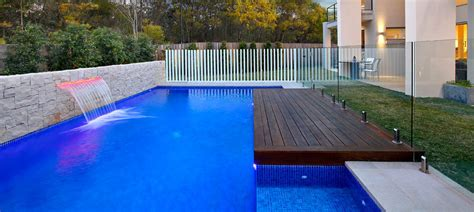 contemporary pool designs pool landscaping space landscape designs