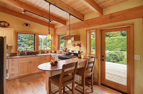 Nir Pearlson House Plans Gallery River Road House A Beautiful Timber Frame