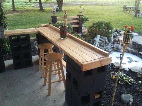 pinterest bar outdoor patio bar ideas best of cinder block patio bar